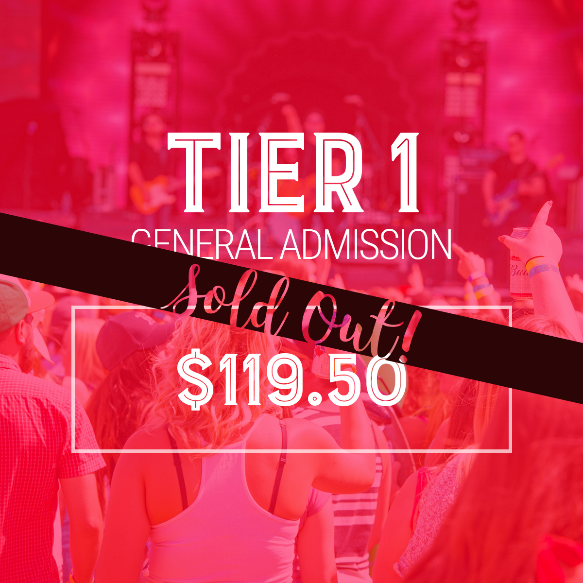 Tier 2 General Admission