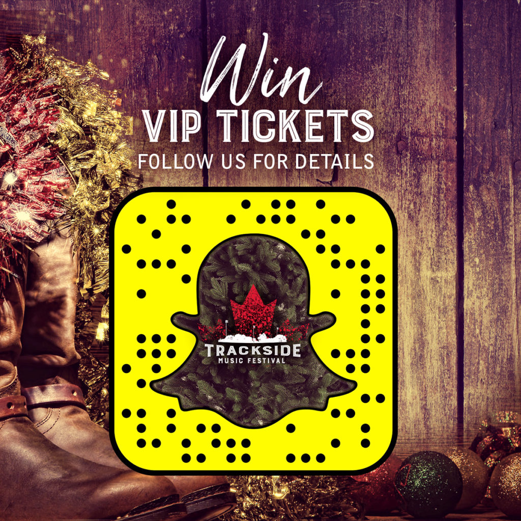 Win VIP Tickets - Follow us for details