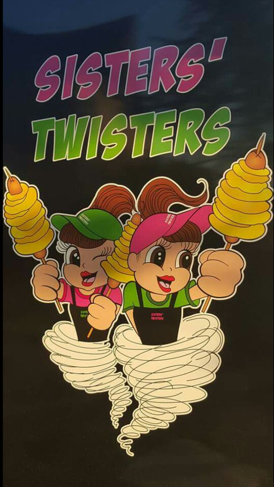 Sisters' Twisters