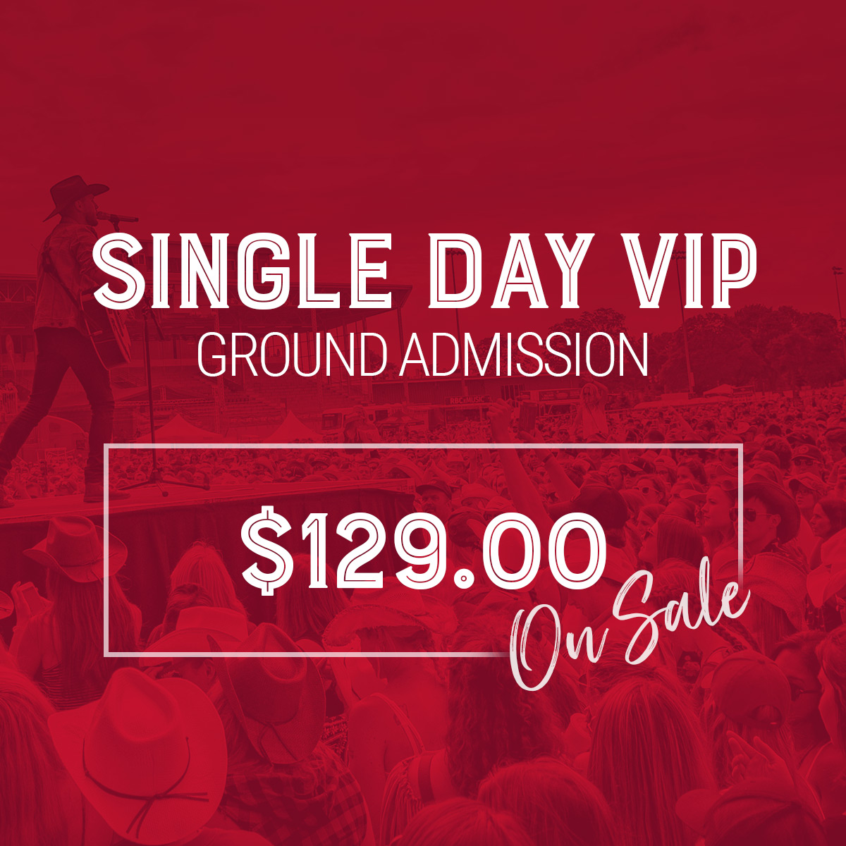 Tier 1 General Admission